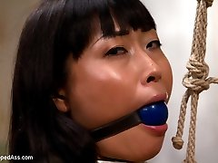 Yuki Mori was so damn cute displayed with her ass in the air, her cunt wet and begging for...