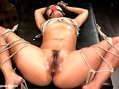 After 4 years we welcome back Annie Cruz to Whipped Ass! This time the tables are turned and...
