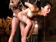 Remember the first time someone got their hands on Tia Ling and Maitresse Madeline blew us away...
