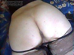 Hot amateurs in sexy nylons have beautiful sex