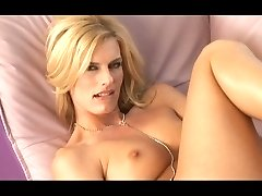Busty blonde slammed up ass by a massive meat stick in these video clips