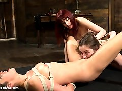 Welcome all natural beauties Dani Daniels and Anna Morna to Whipped Ass! Both of these gorgeous...