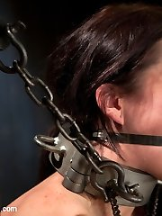 This is the first installment of a 3 part live show in which Bryn Blayne gets sweet punishment...