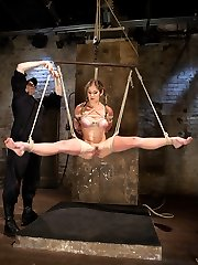 Welcome to Part 1 of Felonys Live Show. We first start with Felony tied and placed into an...
