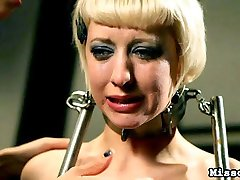 Cherry Torn once again presents herself to Mistress MISSogyny for punishment and slave training,...