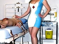 Milked by the Nurse
