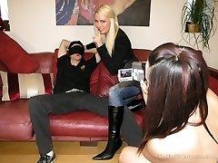 Girlfriends' Blackmail Revenge
