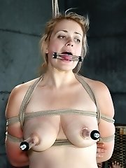 All suspensions are brutal but there arent many as tough as the hogtie suspension. Ask Winnie...