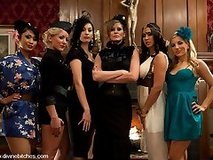 This is an edited version of the LIVE Divine High Tea Party.br I threw a tea party with the...