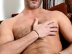 After being introduced to Antonio Garcia by a mutual friend, we knew we had to film the sexy Italian. There was just something about him. Something sultry that made us all warm, soft, and mushy on the inside. There was no mistake that he definitely got our juices going! We didn't know if it was his eyes, his voice, or his accent, but it didn't matter. He invited us to come see him at his south London flat and, as we remember, there was an offer to show us his butterfly collection. Ho