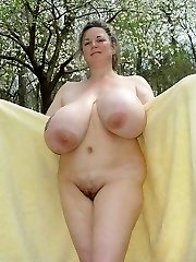 Incredible pics of naked busty women with hair fur pies.