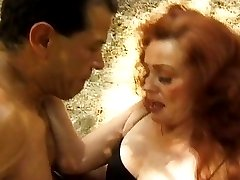 Mature Madison Takes A Cock In Her Pussy And Ass