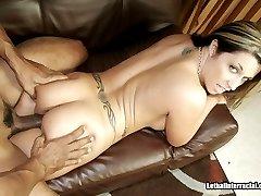 Slut Kori Enjoys The Taste Of A Big Cock