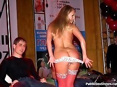 PublicSexShows.com - Pictures and videos from live sex events all over the world