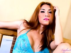 How Adorable and Fuckable this Busty Ladyboy is