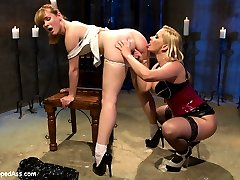 Welcome new domme Katja Kassin to Whipped Ass. Katja, a strict and sexy German dominatrix is...