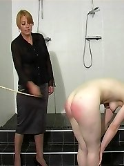 Baxters Knickers - caning movie