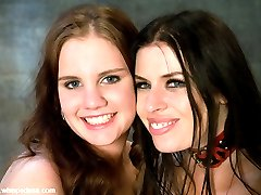 Michelle Brown is an 18 year old college student and a member of Kink.com websites. Sexually...