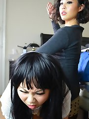 Lola Spanked by Mom Day Two