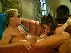 Naked mistresses make guy feel the hardest pang