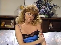 Frankie Leigh, Lauryl Canyon, Ona Zee in vintage porn video