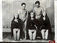 Vintage nuns naked images