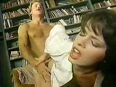Bridgette Monet in old-school fuck clip