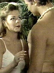 Karen Summer, Cara Lott, Paul Barresi in vintage fuck video