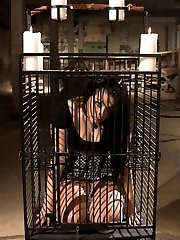 Katrina Jade enjoys rough sex and punishment in her personal life. She comes to the Armory to...