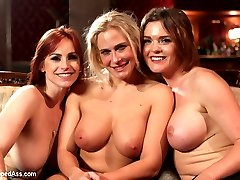 Angel Allwood is looking to get away from it all by relaxing for the weekend at a MILF retreat....