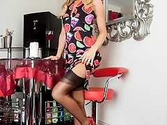 Join Natalia in her individual bar for a drink and some naughty fun and games!