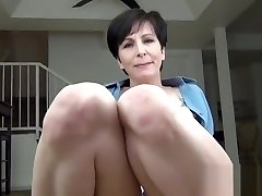 Single Neighbor Needs a Favor - point of view milf virtual bang-out and huge faux cumblast