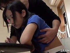 Suzu Ichinose is in for a mind deep-throating nail