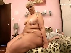 BBW MATURE BRUTAL FACE Tear Up TEEN