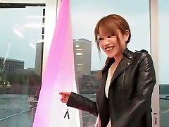exótica japonesa puta caliente tetas pequeñas, milfs jav clip