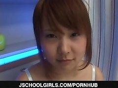 Sexiga toy show tillsammans Ichigo Morino