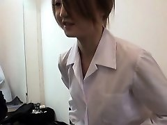 Schoolgirl sloppy cleft seduction