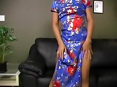 Horny pornstar Lyla Lei in best small tits, asian adult flick
