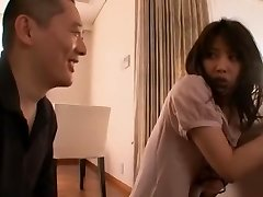 Fabulous Japanese girl Mei Aso in Wild Wifey, Blowjob JAV scene