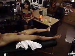 Asiatique Massage avec une Fin Heureuse - XXX Pion