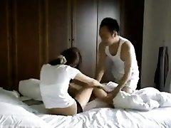 Olagliga Taiwan par gör egen sextapes