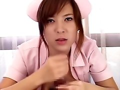 Insane Japanese tart Yuka Maeda in Amazing Medical, Big Globes JAV scene