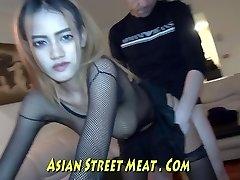 Kõhn Jala Filipiinid Fucker