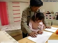 Vidéo secrète de la adolescent Fille Étudiante Bite à Sucer