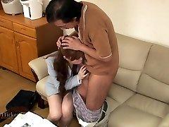 Hot Tutor Internal Cumshot (Uncensored JAV)