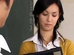 Maria Ozawa-torrid schoolteacher having sex in school
