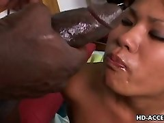 Asian hoe Kyanna Lee multiracial sex
