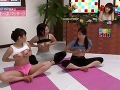 Exotic Chinese whore Anri Sugisaki, Chika Arimura in Amazing Live shows JAV episode