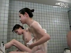 Very hot Chinese dolls soaping their wonderful smooth skin dvd 03119