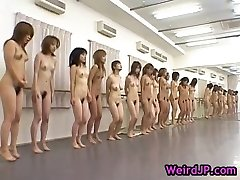 Huge japanese gangbang xxx